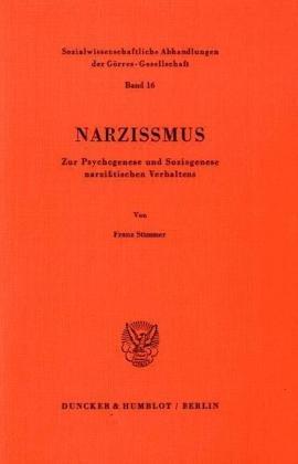 Narzißmus: Franz Stimmer