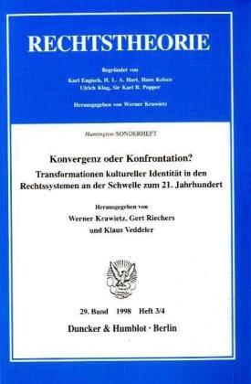 Konvergenz oder Konfrontation?: Werner Krawietz