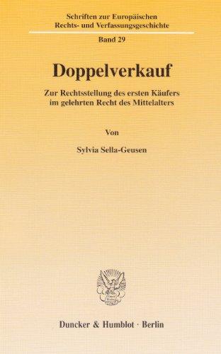 Doppelverkauf.: Sylvia Sella-Geusen
