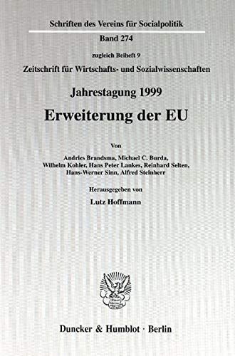 Erweiterung der EU.: Lutz Hoffmann