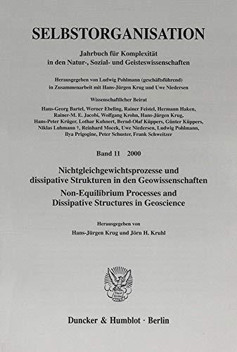 Selbstorganisation. Jahrbuch für Komplexität in der Natur-, Sozial- und ...