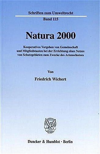 Natura 2000.: Friedrich Wichert