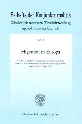 Migration in Europa.