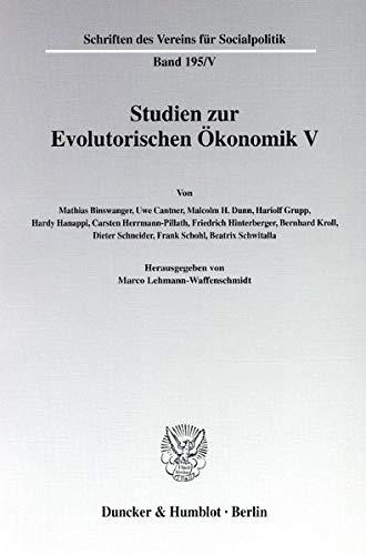 Theoretische und empirische Beitrage zur Analyse des: Binswanger, Mathias, et