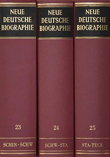 Neue Deutsche Biographie. Bd.25: Hans G�nter Hockerts