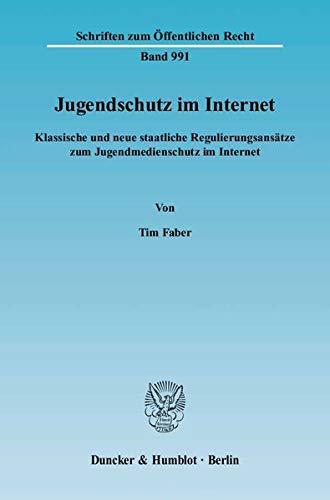 Jugendschutz im Internet: Tim Faber