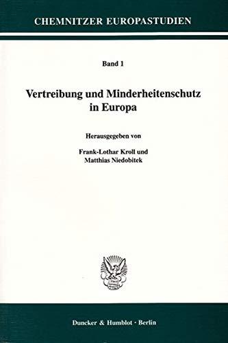 Vertreibung und Minderheitenschutz in Europa (Paperback)