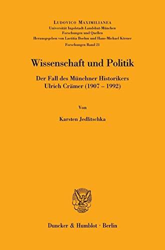 Wissenschaft und Politik: Karsten Jedlitschka