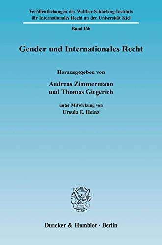 Gender und Internationales Recht: Andreas Zimmermann
