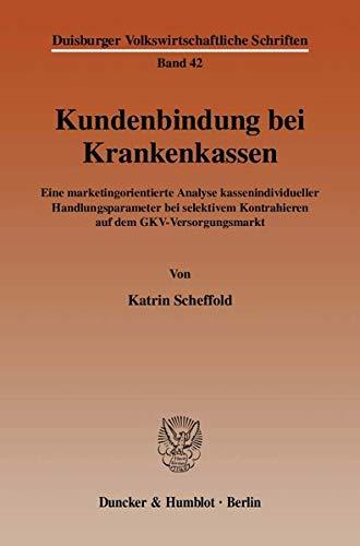 Kundenbindung bei Krankenkassen: Katrin Scheffold