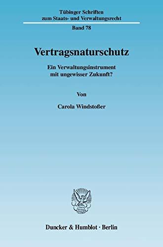 Vertragsnaturschutz: Carola Windstoßer