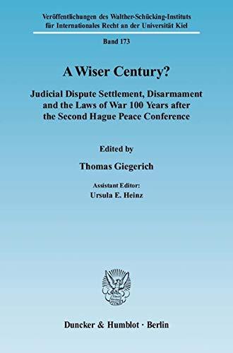 A Wiser Century?: Thomas Giegerich