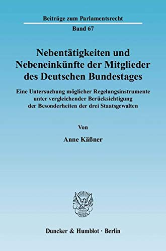 Nebentätigkeiten und Nebeneinkünfte der Mitglieder des Deutschen Bundestages: Anne Käßner