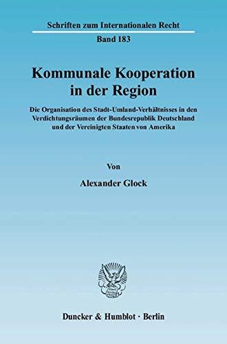 Kommunale Kooperation in der Region: Alexander Glock