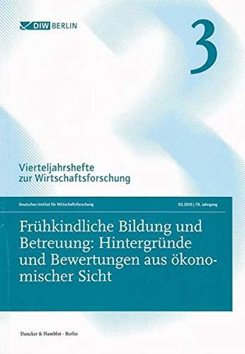 Vierteljahrshefte zur Wirtschaftsforschung 2010/3