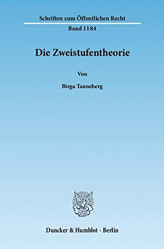 Die Zweistufentheorie: Birga Tanneberg
