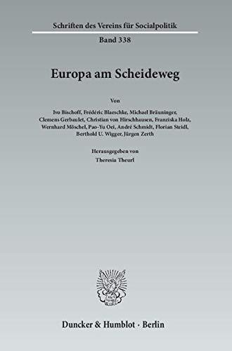 Europa am Scheideweg: Theresia Theurl