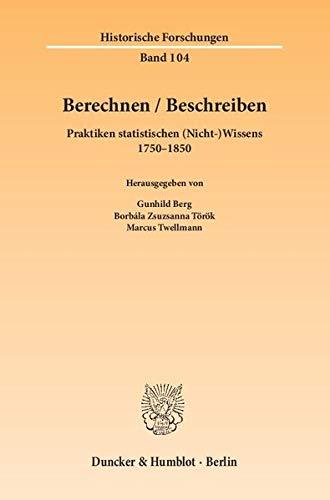 Berechnen / Beschreiben: Gunhild Berg