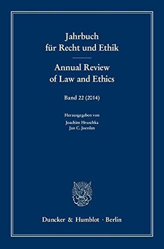 Grund und Grenzen der Solidarität in Recht und Ethik. Foundation and Limitation of Solidarity ...
