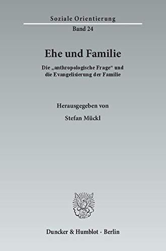 Ehe und Familie: Stefan M�ckl