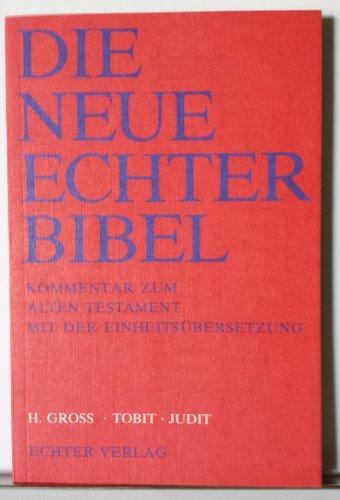 Tobit / Judit. - Groß, Heinrich