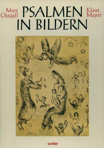 Psalmen in Bildern.: Chagall, Marc /