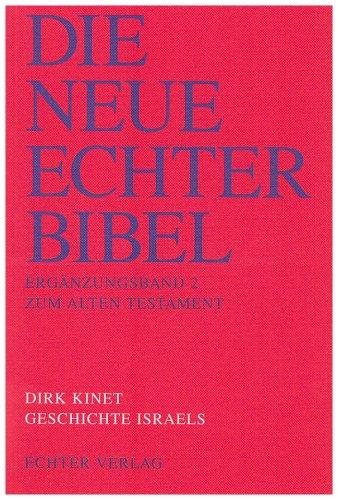9783429023157: Geschichte Israels: Erg.-Bd. 2