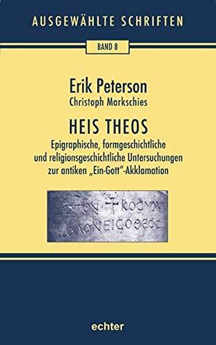 Heis Theos: Erik Peterson