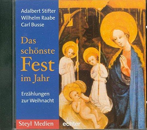 9783429028305: Das schönste Fest im Jahr. CD
