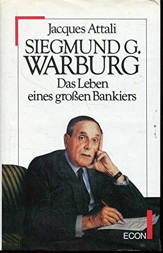 9783430110822: Siegmund G. Warburg. Das Leben eines grossen Bankiers