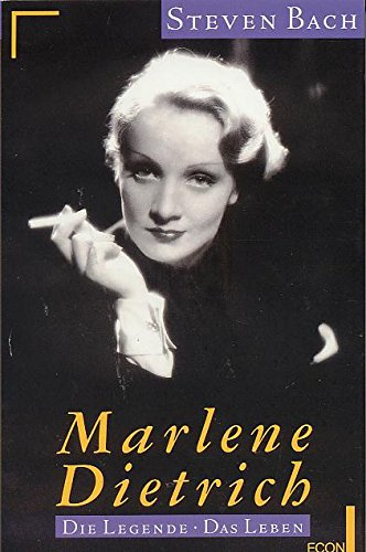 9783430111119: Marlene Dietrich: Life and Legend