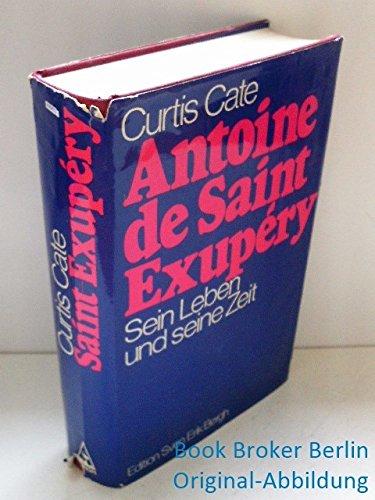9783430117470: Antoine De Saint-Exupery
