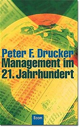 9783430122382: Management im 21. Jahrhundert