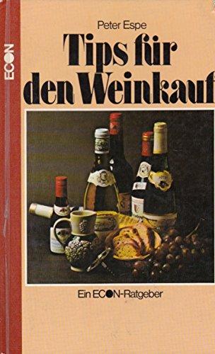 9783430125673: Tips für den Weinkauf (Livre en allemand)