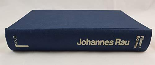 Johannes Rau (German Edition): Econ Verlag