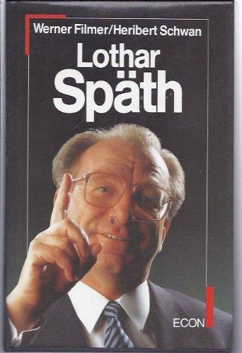 Lothar Späth - guter Zustand incl. Schutzumschlag