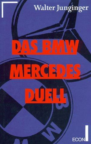 9783430151382: Das BMW Mercedes Duell