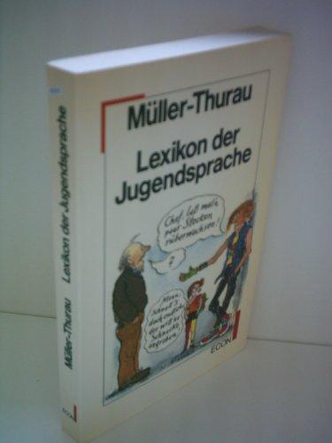 9783430169196: Lexikon der Jugendsprache