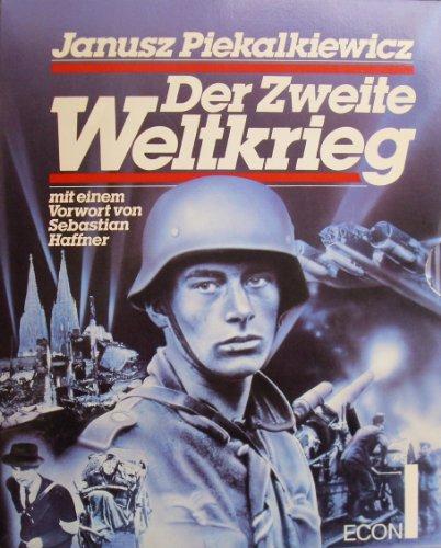 9783430174794: Der Zweite Weltkrieg