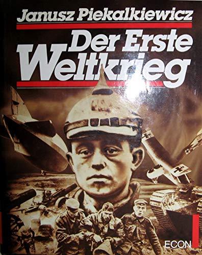 9783430174817: Der Erste Weltkrieg