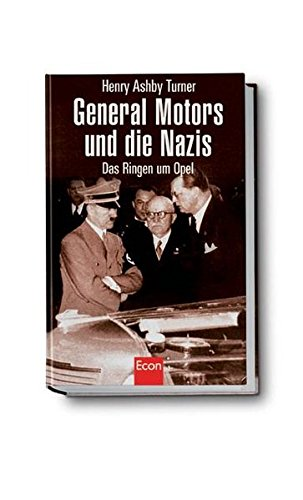 9783430192064: General Motors und die Nazis