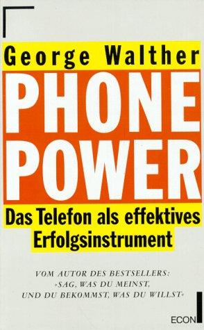 9783430194860: Phone Power