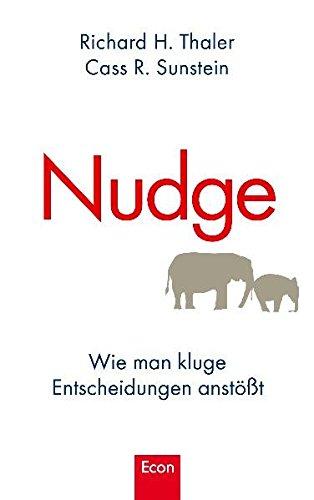 9783430200813: Nudge: Wie man kluge Entscheidungen anstößt