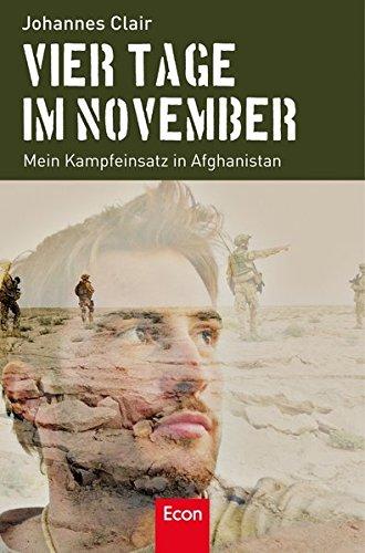 9783430201384: Vier Tage im November