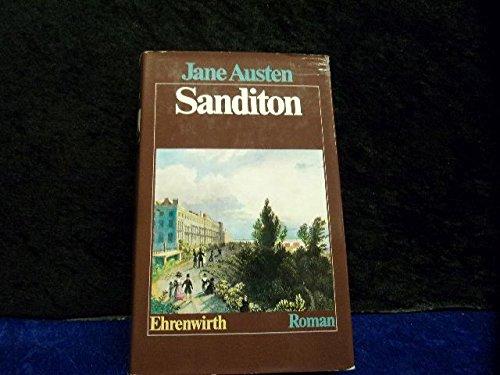 9783431023008: Sanditon
