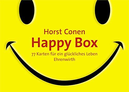 9783431031201: Die Happy-Box: 77 Karten für ein glückliches Leben