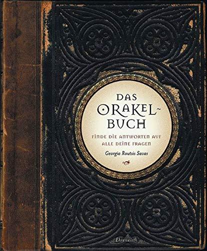 9783431031485: Das Orakel-Buch