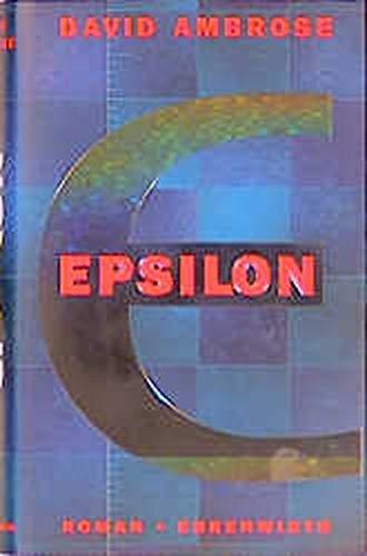 9783431036060: Epsilon :