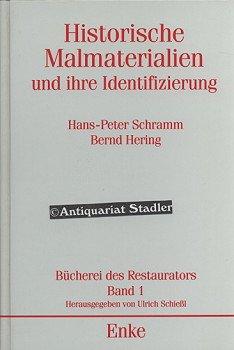 9783432270418: Historische Malmaterialien und ihre Identifizierung