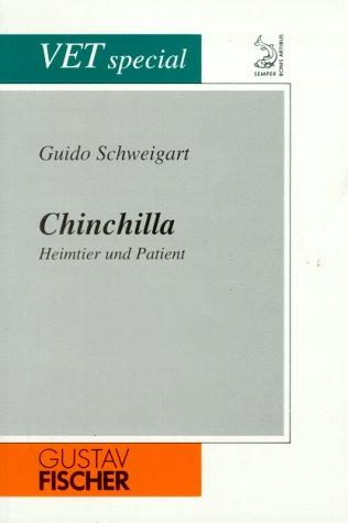 9783432287713: Chinchilla. Heimtier und Patient.